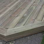 New decking - finished