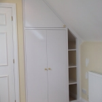 Completed Built in Wardrobe