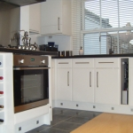 A new kitchen in Worthing