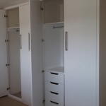 Contemporary bespoke wardrobes in Rustington