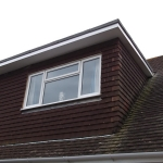 Fascias repaired and painted