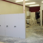 Shopfit - New Dividing Wall