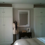 Built in alcove wardrobes in littlehampton